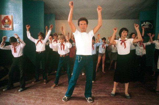 Новости в фотографиях - Цветная история СССР. 1981 год - №14