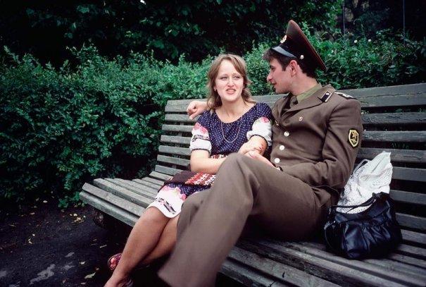 Новости в фотографиях - Цветная история СССР. 1981 год - №21
