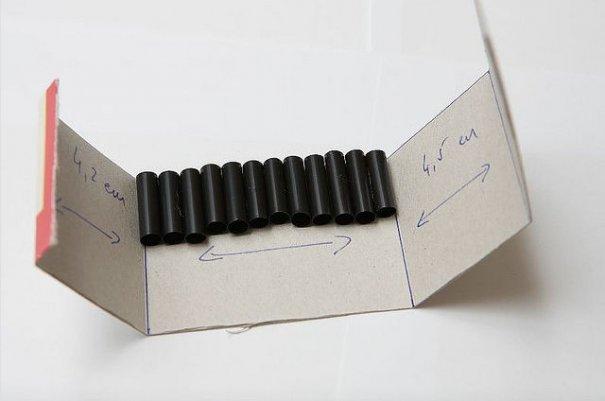 Фото техника своими руками: сотовая насадка для вспышки - №12