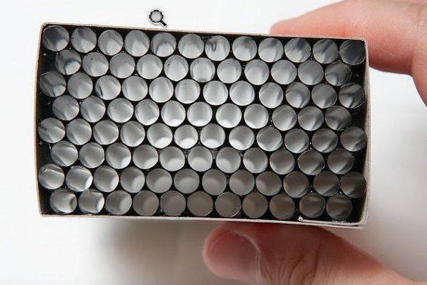 Фото техника своими руками: сотовая насадка для вспышки - №20