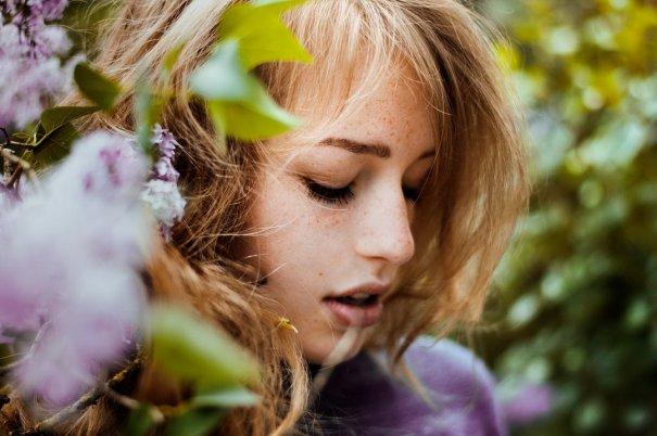 Фото портреты с настроением от Laura Zalenga - №6