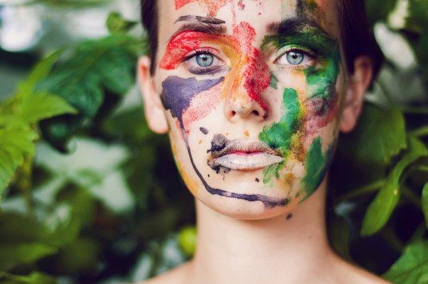 Фото портреты с настроением от Laura Zalenga - №9