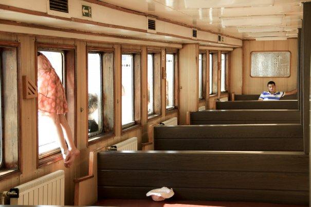Новости в фотографиях - Кипящая жизнь в общественном транспорте - №2