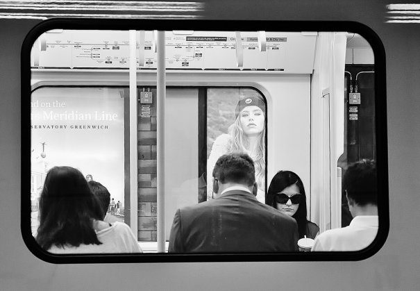 Новости в фотографиях - Кипящая жизнь в общественном транспорте - №4
