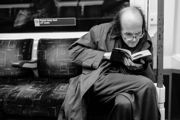 Новости в фотографиях - Кипящая жизнь в общественном транспорте - №19