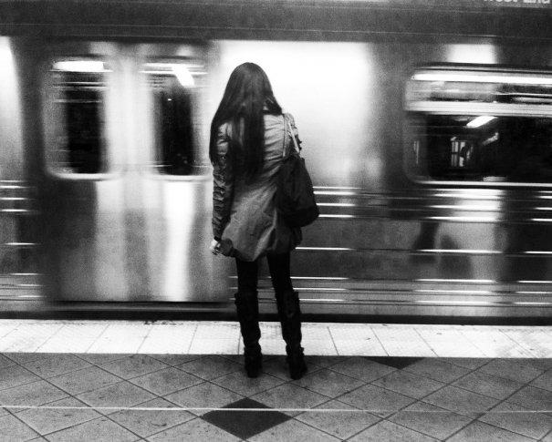 Новости в фотографиях - Кипящая жизнь в общественном транспорте - №21