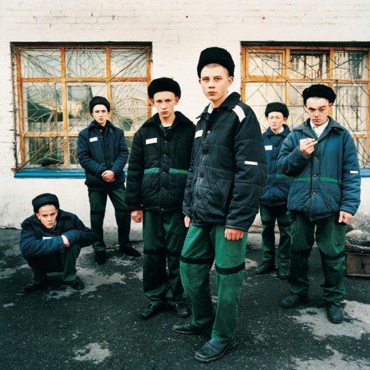 Новости в фотографиях - Заключенные Украины и России - №1
