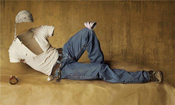 Обычная жизнь невидимых людей - №33