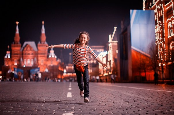 Юлия Зальнова. Профессиональные детские фото - №5