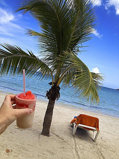 Яркие краски лета острова Ямайки - №1