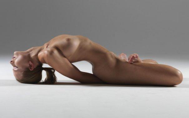 Релаксирующая йога в жанре Ню - №5
