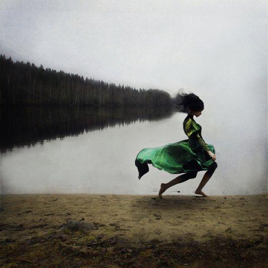 Магия танца от профессионального фотографа Килли Спарре - №2