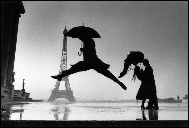 Знаменитая Эйфелева башня (Eiffel tower) - красивые фото - №11
