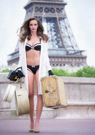 Знаменитая Эйфелева башня (Eiffel tower) - красивые фото - №24
