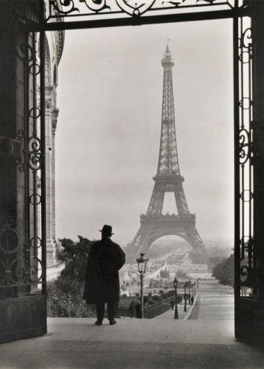Знаменитая Эйфелева башня (Eiffel tower) - красивые фото - №28