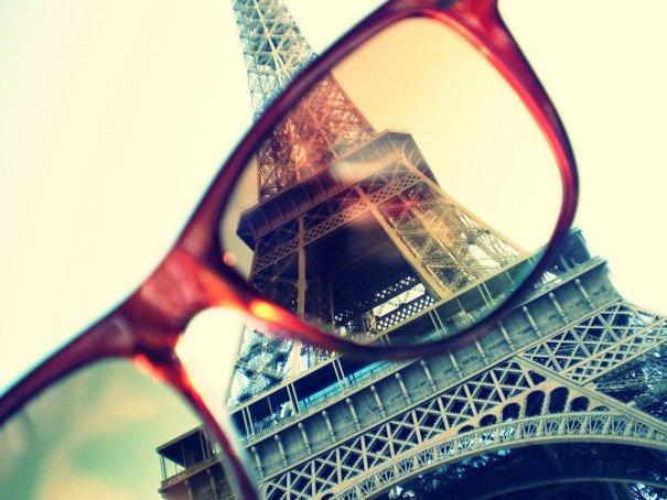 Знаменитая Эйфелева башня (Eiffel tower) - красивые фото - №29