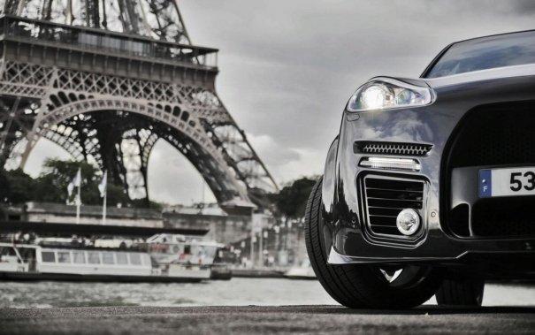 Знаменитая Эйфелева башня (Eiffel tower) - красивые фото - №30