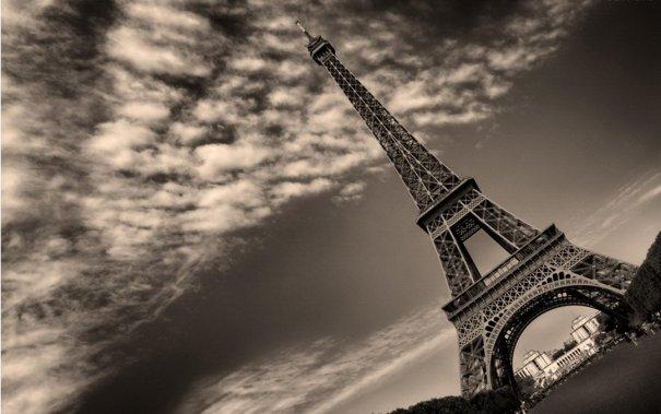 Знаменитая Эйфелева башня (Eiffel tower) - красивые фото - №33