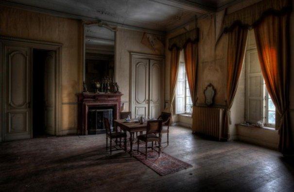 Профессиональный фотограф Ники Фейен. Заброшенные места - №6