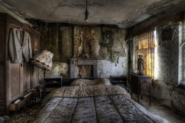 Профессиональный фотограф Ники Фейен. Заброшенные места - №8
