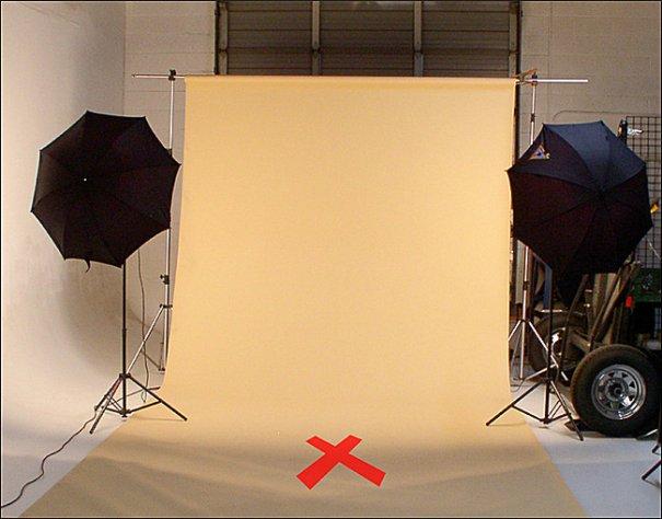 Тестируем новые идеи для студийной фото съемки - №3