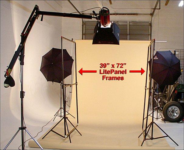 Тестируем новые идеи для студийной фото съемки - №5