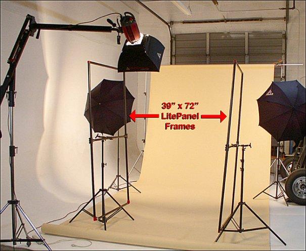 Тестируем новые идеи для студийной фото съемки - №6