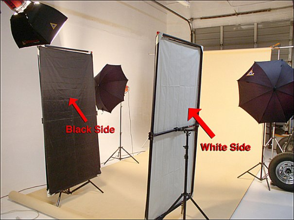 Тестируем новые идеи для студийной фото съемки - №7
