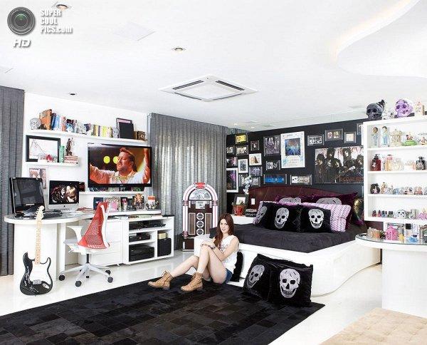 Интересные фотографии женских спален из проекта «Зеркала и Окна» - №2
