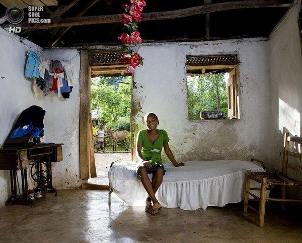 Интересные фотографии женских спален из проекта «Зеркала и Окна» - №5