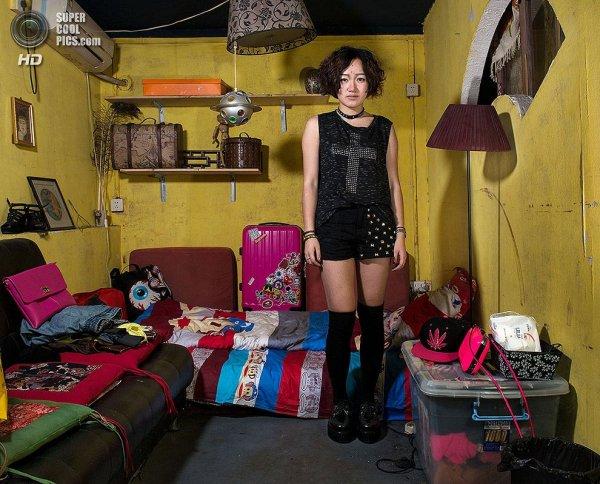 Интересные фотографии женских спален из проекта «Зеркала и Окна» - №12