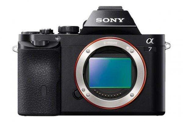 Новинки фото техники: полнокадровые беззеркальные камеры Sony A7 и A7r - №1