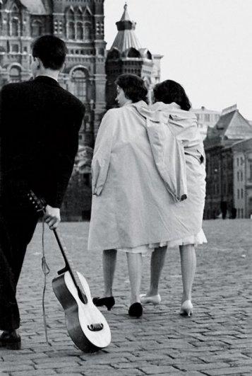 Шедевры советской фотографии от мастеров - №2