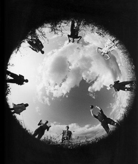 Шедевры советской фотографии от мастеров - №4