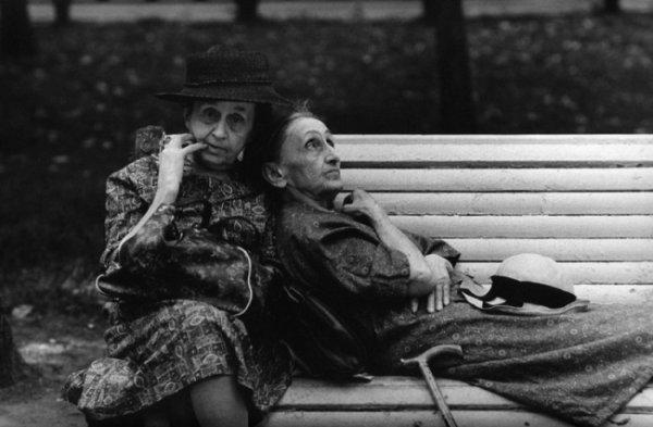 Шедевры советской фотографии от мастеров - №7