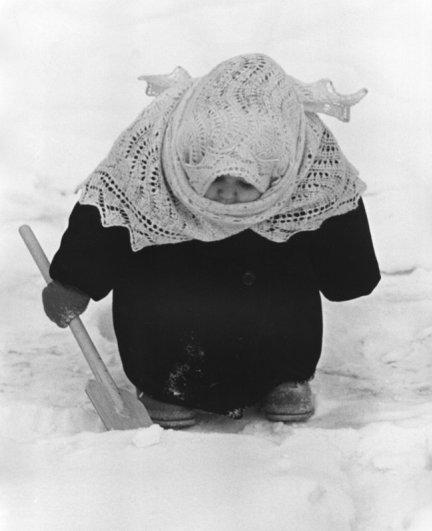 Шедевры советской фотографии от мастеров - №8
