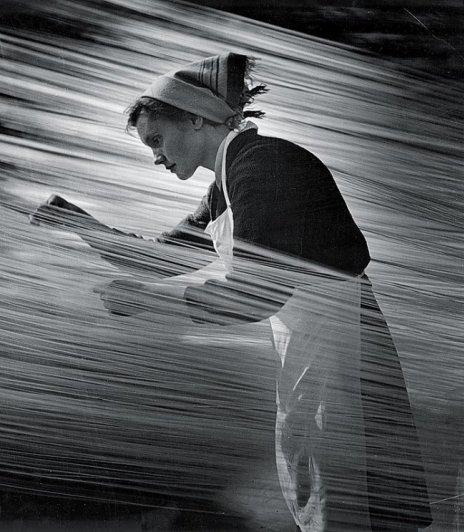 Шедевры советской фотографии от мастеров - №9