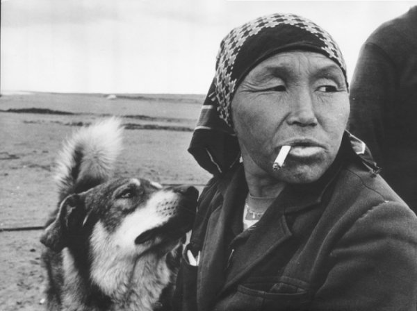 Шедевры советской фотографии от мастеров - №15