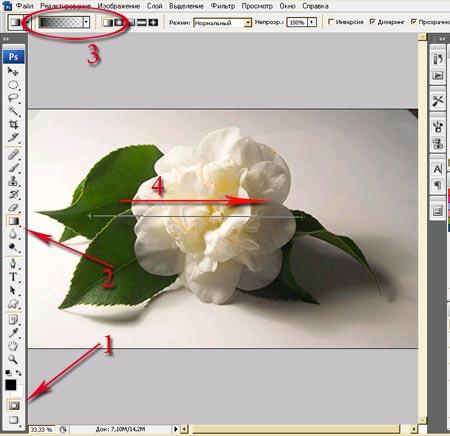 Урок Фотошопа. Как правильно выделить объект с тенями - №5