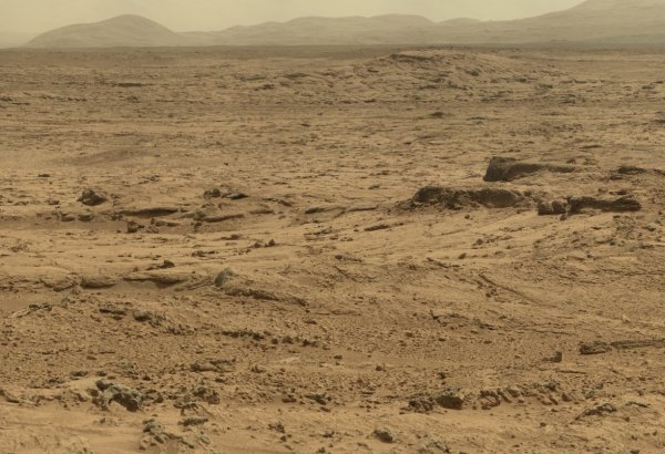 Марсианские хроники (2)