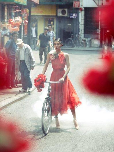 Модные фото молодых и красивых от Alexi Lubomirski - №10