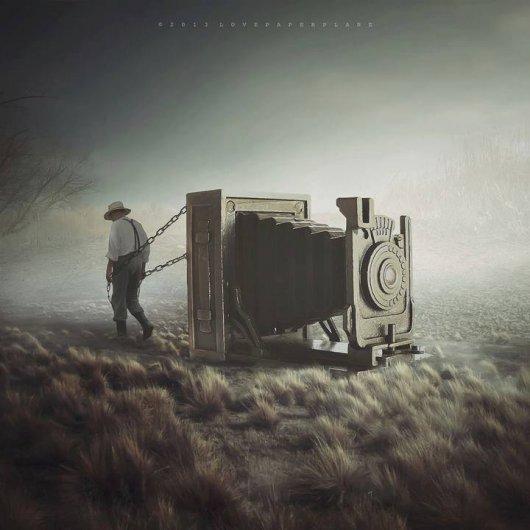 Lovepaperplane - тайны неизвестного профессионального фотографа - №6