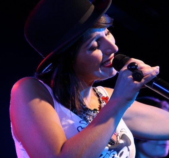 Фоторепортаж с концерт Джамалы в москве 23.10.2013г - №4