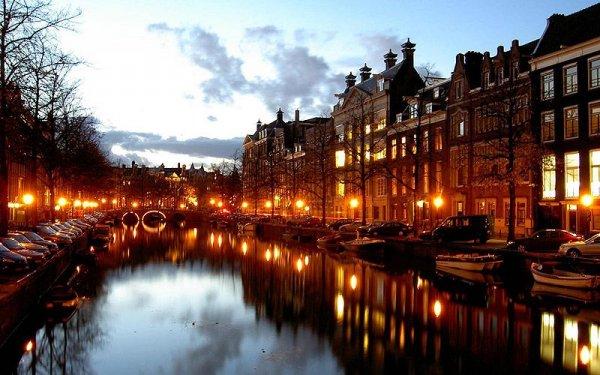 Новости в фотографиях - 10 красивейших городов на воде - №1