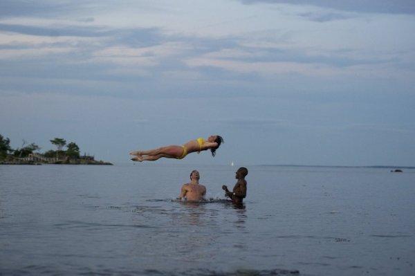 Будни танцоров балета в забавных и интересных фото - №2