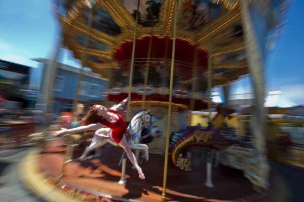 Будни танцоров балета в забавных и интересных фото - №7
