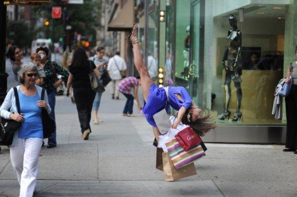 Будни танцоров балета в забавных и интересных фото - №9