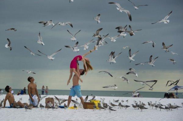 Будни танцоров балета в забавных и интересных фото - №11
