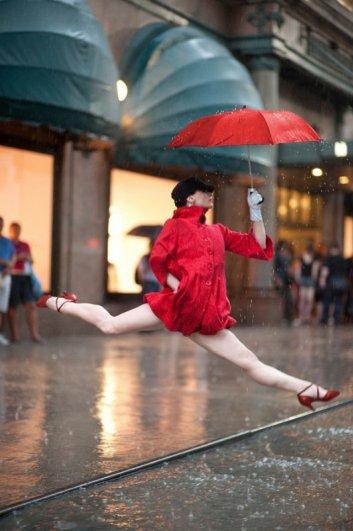 Будни танцоров балета в забавных и интересных фото - №14