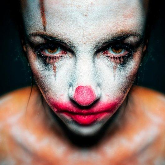 Странные работы профессионального фотографа Стефана Геселла - №14